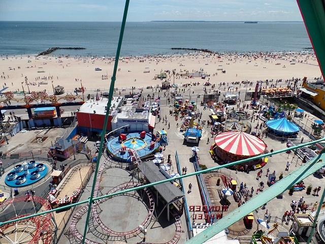 Re: USA Trip 2015 Dag 8: Coney Island & Keansburg