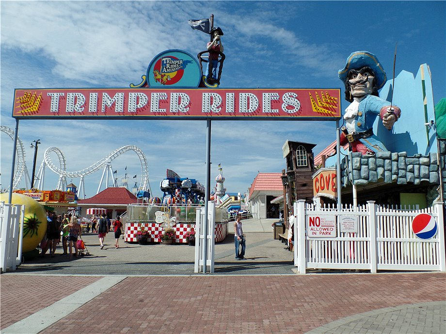 Re: USA Trip 2015 Dag 12: Jolly Rogers, Trimper Rides & Baja Amusements