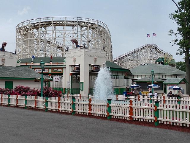 USA Trip 2015 Dag 6: Playland Park