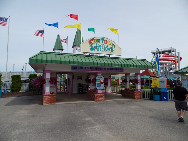 Re: USA Trip 2015 Dag 2: Story Land & Funtown Splashtown USA
